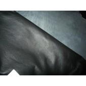 Czarna sukienka ze skóry naturalnej.Spodnica ze skóry naturalnej czarna -  Czarna sukienka ze skóry naturalnej , Skora naturalna czarna cienka_ skóra naturalna odziezowa czarna- Skora naturalna odzieżowa czarna - sprzedaż skór naturalnych w Leather-design