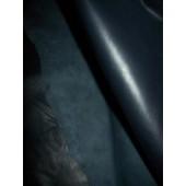 Spodnica ze skóry naturalnej granatowa - Sukienka ze skóry naturalnej granatowa. Skora naturalna granatowacienka_ skóra naturalna odziezowa granatowa- Skora naturalna granatowa odzieżowa w Leather-design.eu