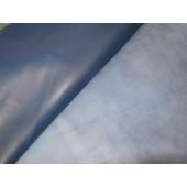 Skóra naturalna cienka odzieżowa, licowa granatowa-Spodnica ze skóry naturalnej granatowa -  Granatowa sukienka ze skóry naturalnej , Skora naturalna granatowa cienka_ skóra naturalna odziezowa granatowa- Skora naturalna odzieżowa - sprzedaż skór Warszawa