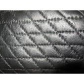 Skóra naturalna czarna kaletnicza gruba  - Leather-design.pl
