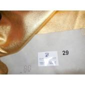 skóra naturalna złota - Ekskluzywne skóry naturalne licowe, włoskie w Leather-design.pl