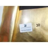 skóra naturalna kaletnicza złota - Ekskluzywne skóry naturalne włoskie w Leather-design.pl