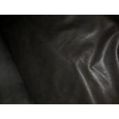 Skóra naturalna zamszowa dwustronna w kolorze szarym: skóra cienka i miękka na bluzki, tuniki, sukienki w Leather-design.eu