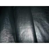 Sukienka ze skory naturalnej czarna -Skora naturalna czarna cienka_ skóra naturalna odziezowa czarna z delikatną fakturą- Skora naturalna w Leather-design.eu