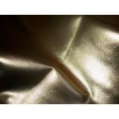 Skóra naturalna gładka kaletnicza złota-skory naturalne kaletnicze-skóra złota w Leather-design.eu