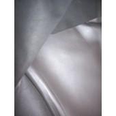 Skóra naturalna cienka srebrna - SPRZEDANA