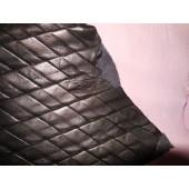 Skóra naturalna czarna pleciona - skóry naturalne w Leather-design.pl